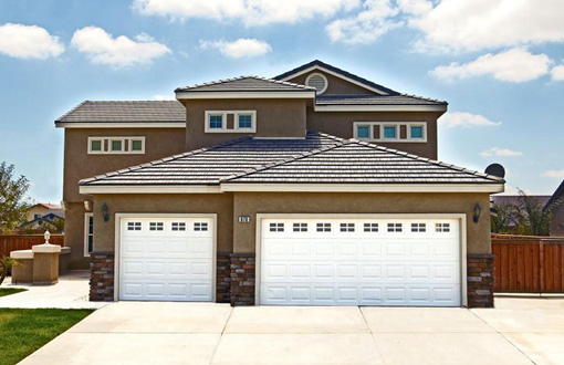 House With Double Car Garage